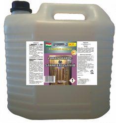Zuhanykabin- szanitertisztító 10 liter