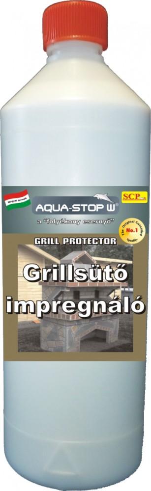 Grillimpregnáló - Grill Protector 1 liter