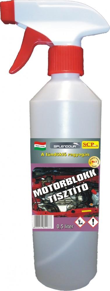 Motorblokk tisztító 0,5 liter