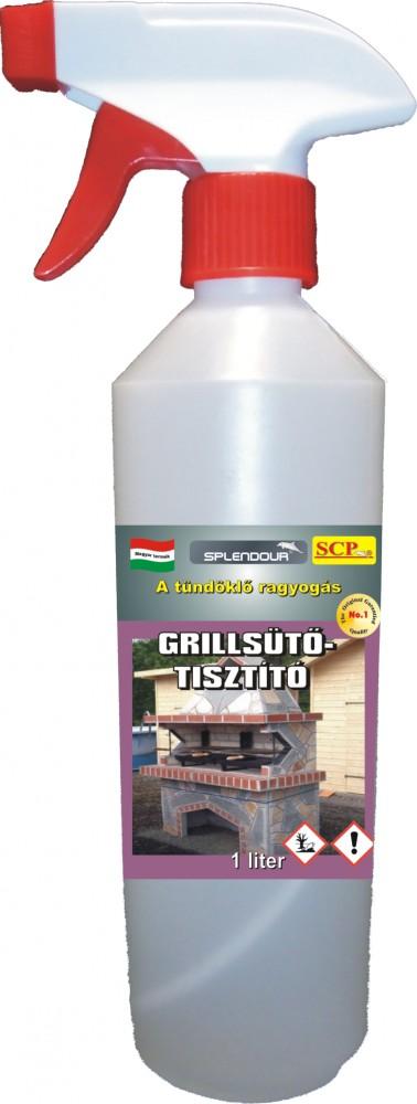 Grillsütő tisztító 0,5 liter