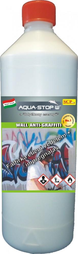 Falfirka elleni impregnáló - Wall Anti-Graffiti 1 liter