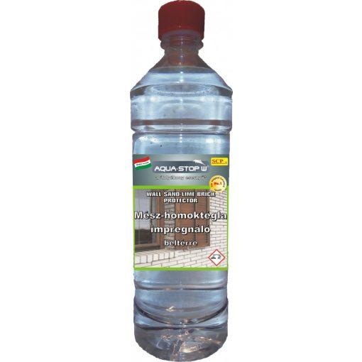 Mészhomoktégla impregnáló beltérre 1 liter - Sand Lime Brick Protector Standard