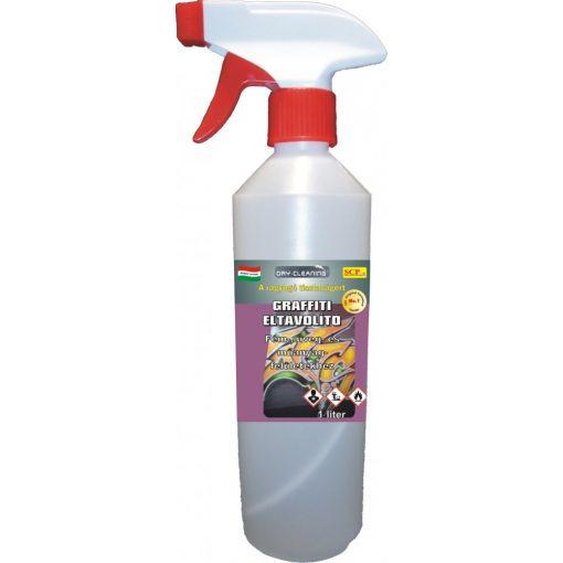 Graffitieltávolító 0,5 liter