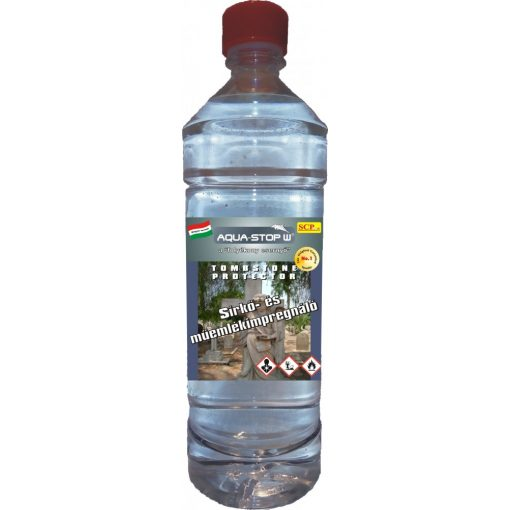 Sírkő- és műemlékimpregnáló - Tombstone Protector 1 liter