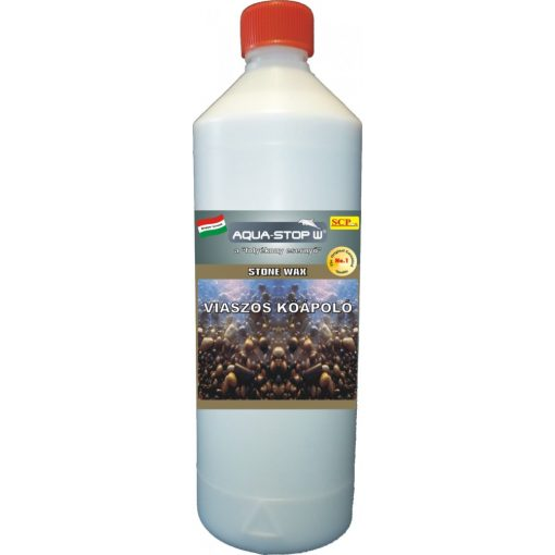 Viaszos kőápoló - Stone Wax 1 liter