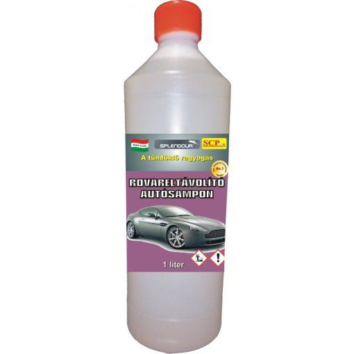 Rovareltávolító autósampon 2 in 1 0,5 liter