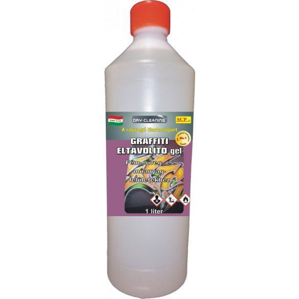 Graffitieltávolító gél 0,5 liter