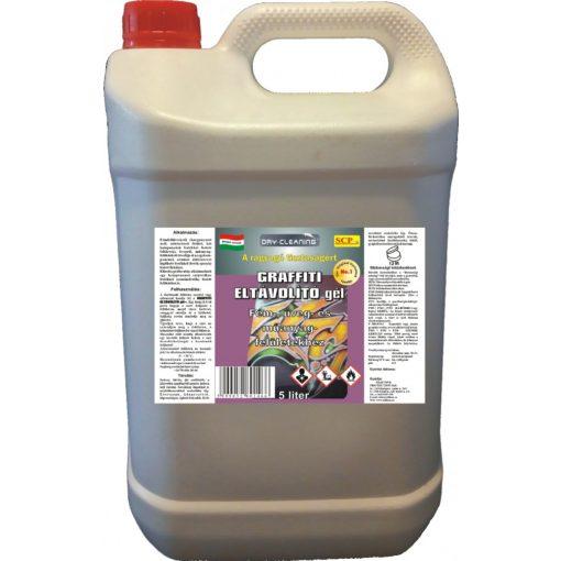 Graffitieltávolító gél 5 liter