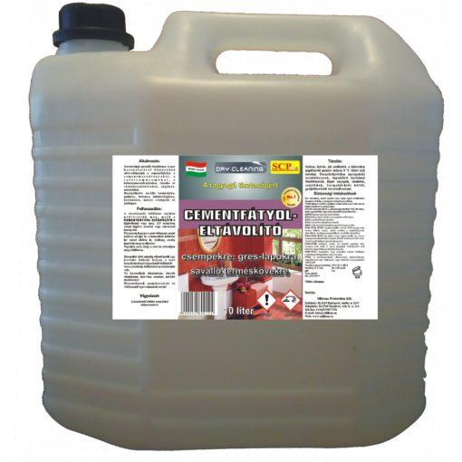 Cementfátyol-eltávolító 10 liter