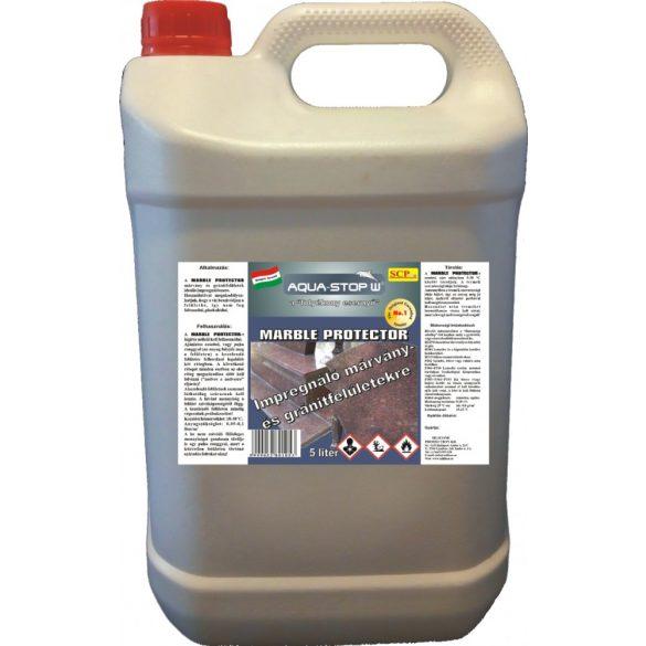 Márvány- és gránitimpregnáló - Marble Protector 5 liter
