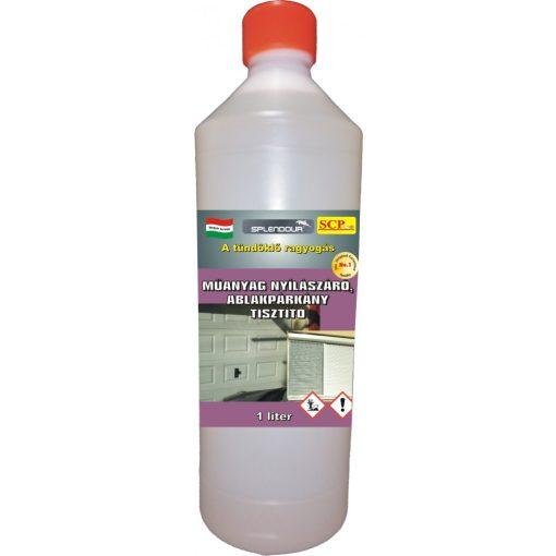 Müanyag nyílászáró tisztító 1 liter