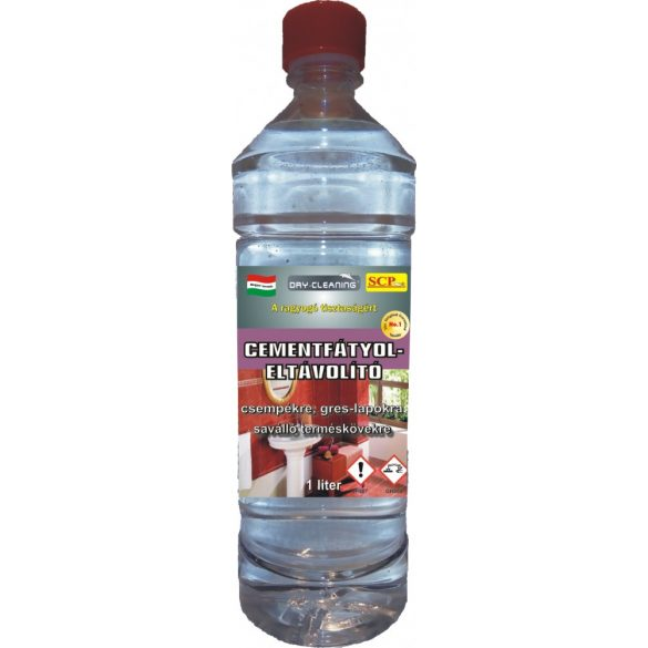 Cementfátyol-eltávolító 1 liter