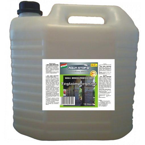 Téglaimpregnáló - Wall Brick Protector 10 liter