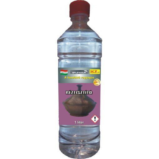 Réztisztító 1 liter