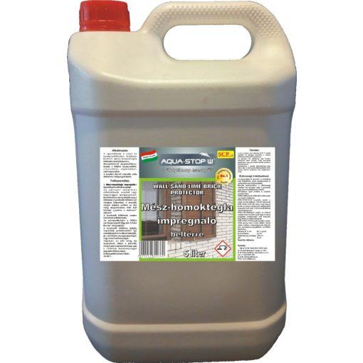 Mészhomoktégla impregnáló beltérre  5 liter - Sand Lime Brick Protector Standard