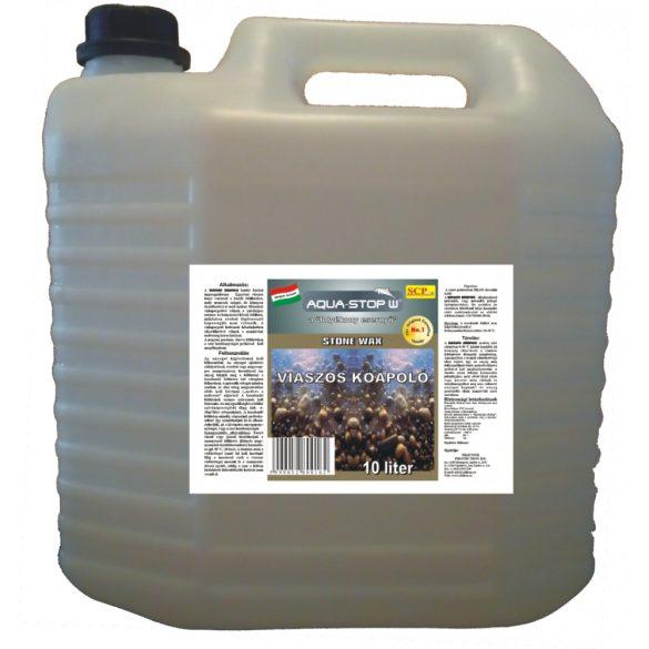 Viaszos kőápoló - Stone Wax 10 liter