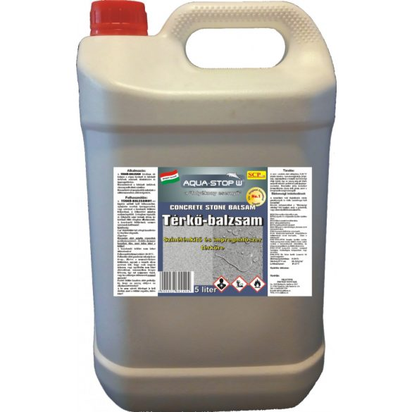 Térkőbalzsam - Concrete Stone Balsam 5 liter