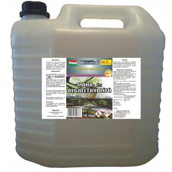 Moha- és algaeltávolító 10 liter