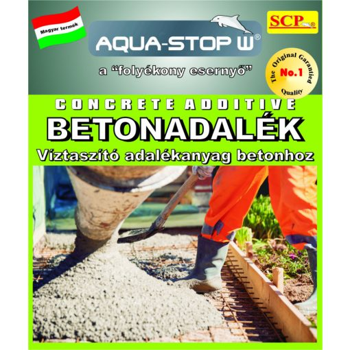 BETONADALÉK - Concrete Additive 10 liter