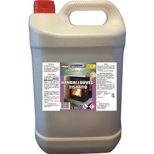 Kandallóüveg-tisztító 5 liter