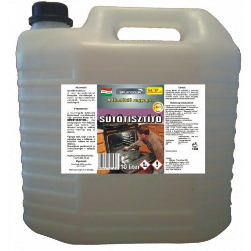 Sütőtisztító (alumíniumbarát) 10 liter