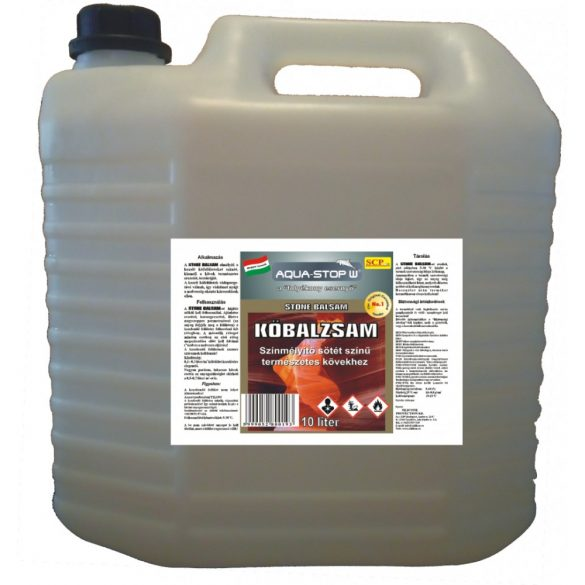 Kőbalzsam - Stone Balsam 10 liter