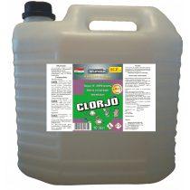 Clorjó fehérítő- és tisztítószer 10 liter, 18% hypo-tartalom