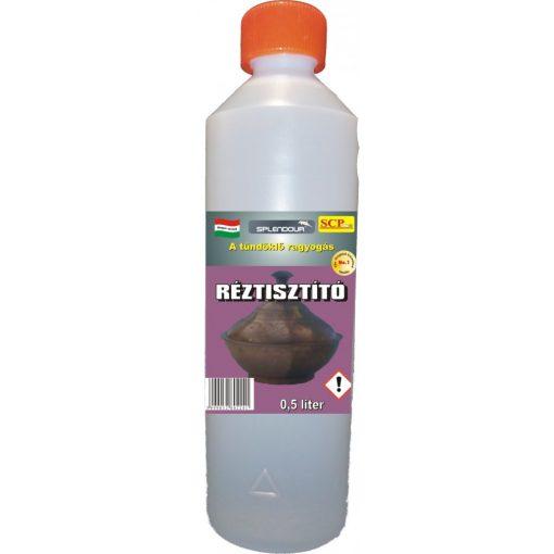 Réztisztító 0,5 liter kupakos