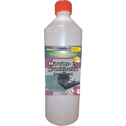 Márvány- és gránittisztító 1 liter