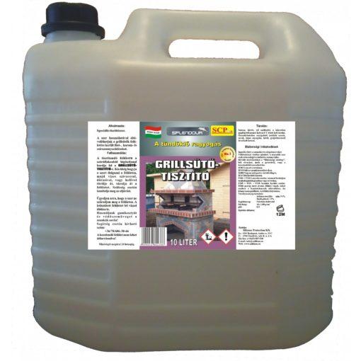 Grillsütő tisztító 10 liter