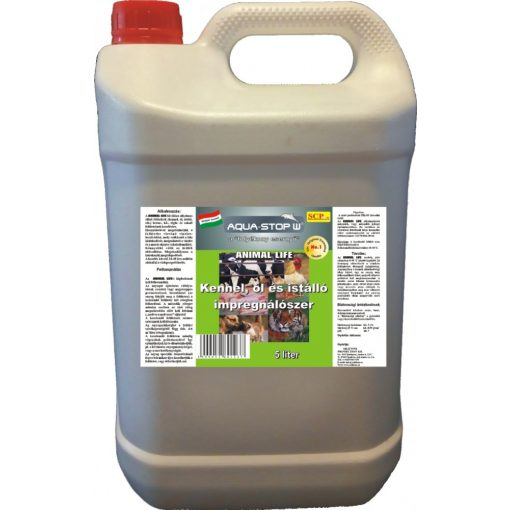 Kennelimpregnáló - Animal Life 5 liter