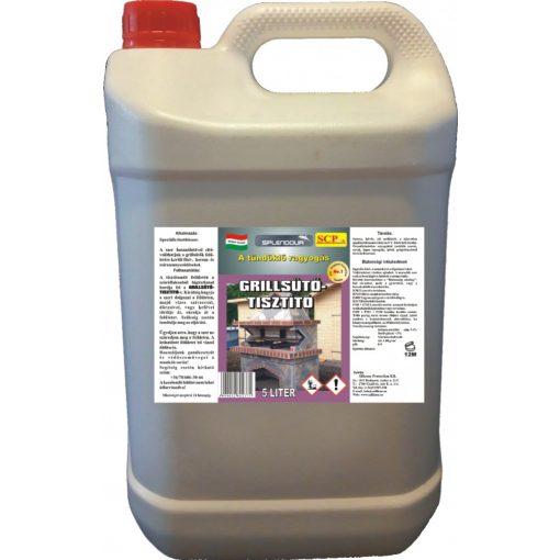 Grillsütő tisztító 5 liter