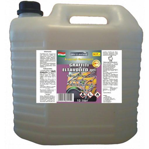 Graffitieltávolító gél 10 liter