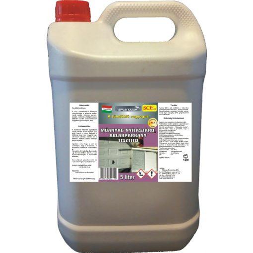 Müanyag nyílászáró tisztító 5 liter