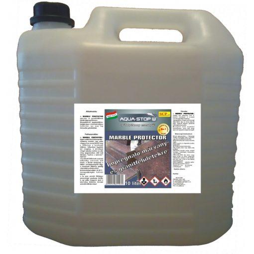 Márvány- és gránitimpregnáló - Marble Protector 10 liter