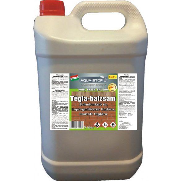 Téglabalzsam - Wall Brick Balsam 5 liter