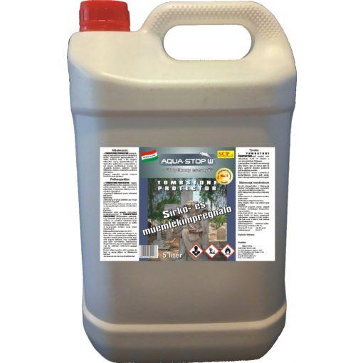 Sírkő- és műemlékimpregnáló - Tombstone Protector 5 liter