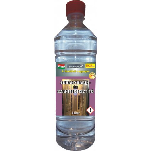Zuhanykabin- szanitertisztító 1 liter