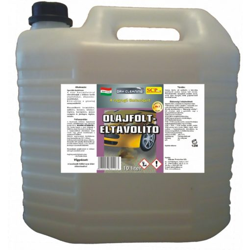 Olajfolteltávolító 10 liter