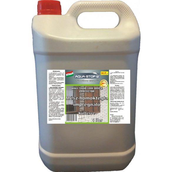 Mészhomoktégla impregnáló kültérre 5 liter - Sand Lime Brick Protector Professional