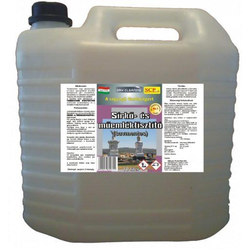 Sírkő- és műemléktisztító 10 liter