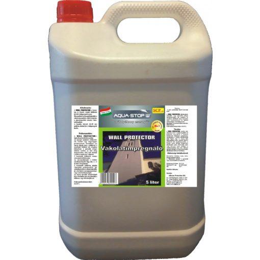Vakolatimpregnáló - Wall Protector 5 liter