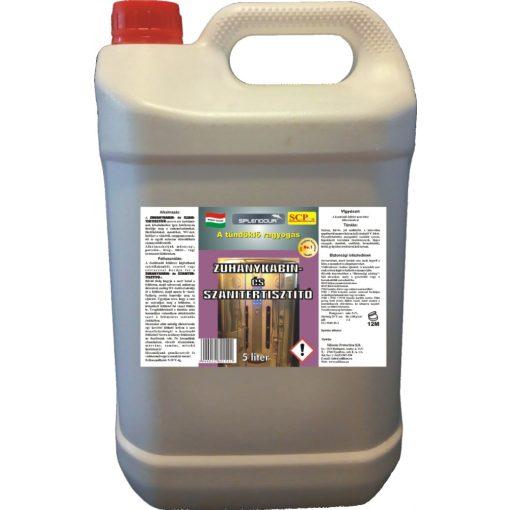 Zuhanykabin- szanitertisztító 5 liter