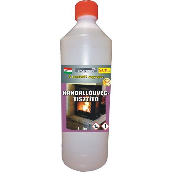 Kandallóüveg-tisztító 1 liter