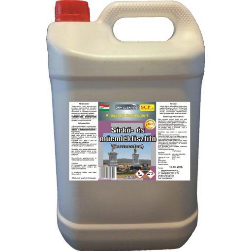 Sírkő- és műemléktisztító 5 liter