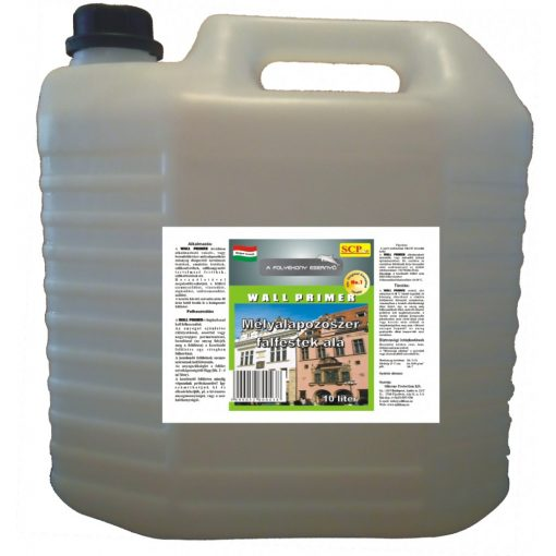 Mélyalapozó - Wall Primer 10 liter