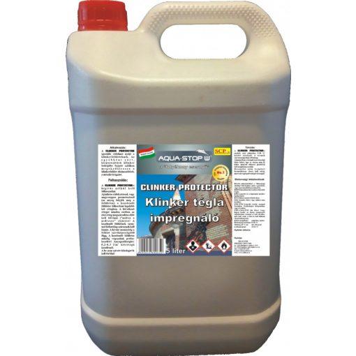 Klinkerimpregnáló - Clinker Protector 5 liter