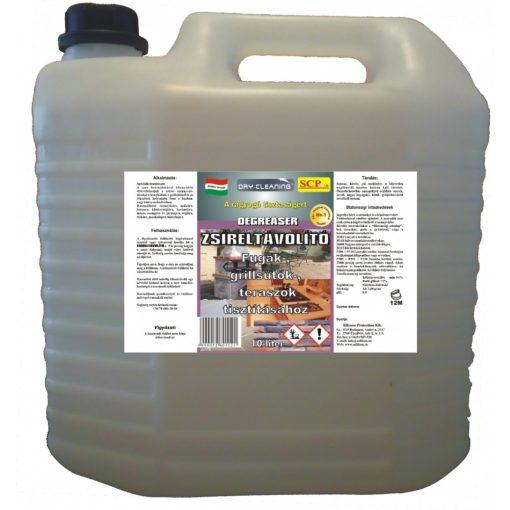 Zsíreltávolító 10 liter