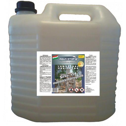 Sírkő- és műemlékimpregnáló - Tombstone Protector 10 liter
